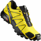 Salomon Speedcross 4 yellow