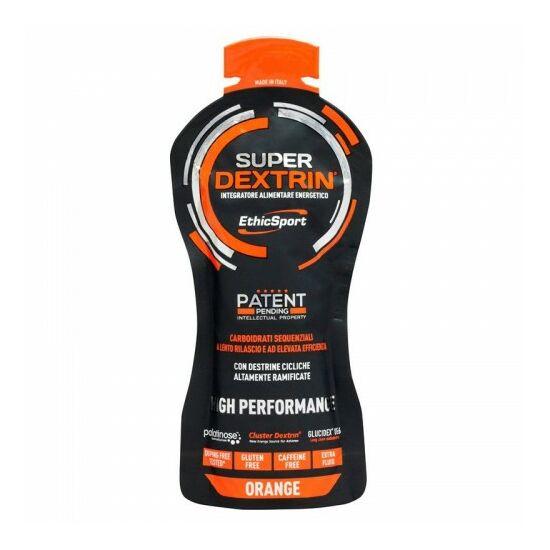 Ethicsport Super Dextrin gel narancs