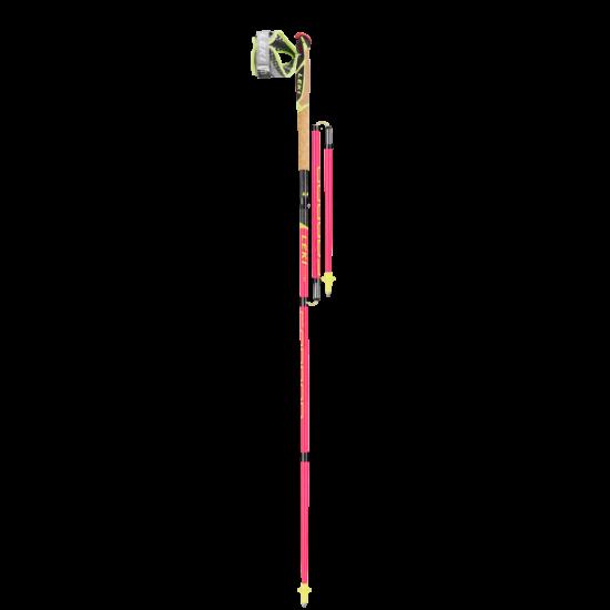 LEKI Micro Trail Pro futóbot pink