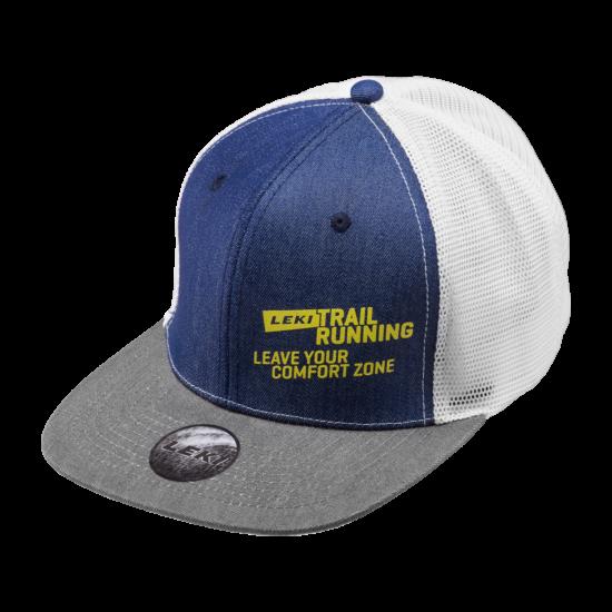 LEKI Trailrunning Trucker Cap