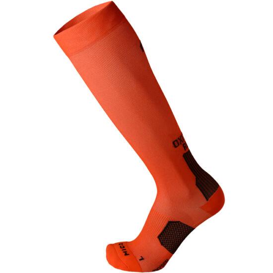 MICO OXI-Jet Light kompressziós futózokni orange