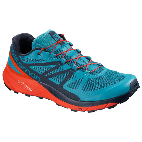 Salomon Sense Ride cherry tomato