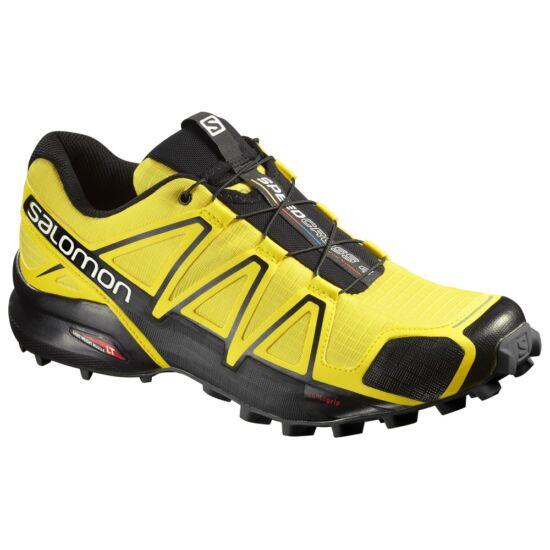 Salomon Speedcross 4 yellow