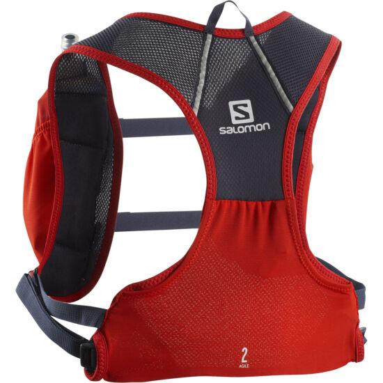 Salomon Agile 2 SET fiery red futómellény