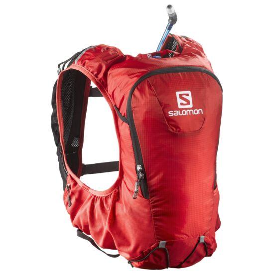Salomon Skin Pro 10 Set piros