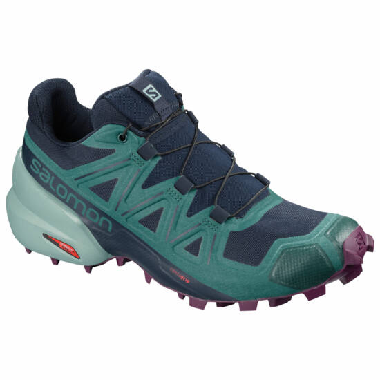 Salomon Speedcross 5 női navy blaze