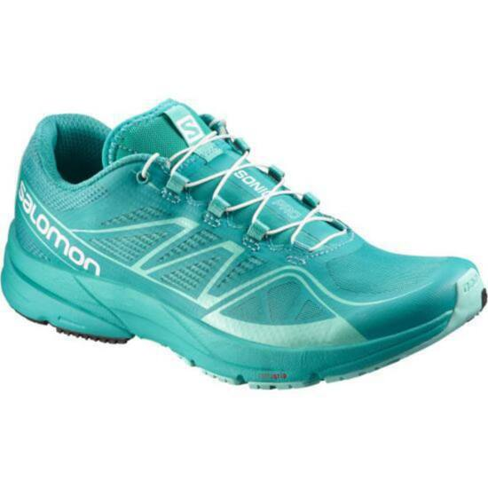 Salomon Sonic Pro női kék futócipő d8bdf22546
