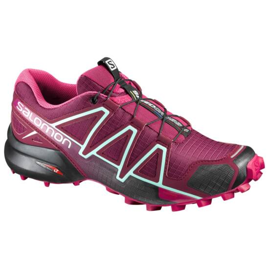 Salomon Speedcross 4 női tibetred