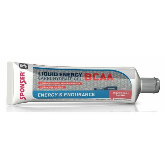 Sponser Liquid Energy BCAA Gél 70g